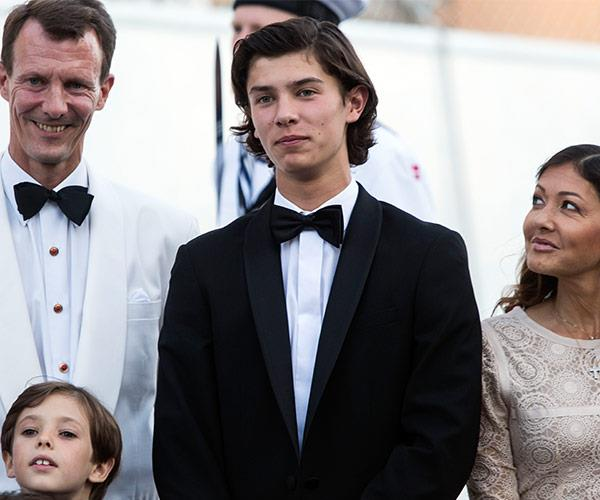 Prince Nikolai Of Denmark Turns 18