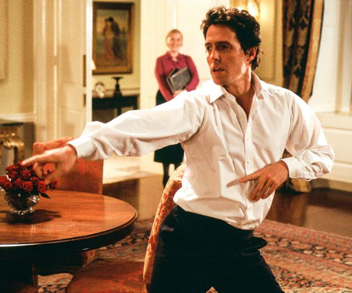 ***Love, Actually,*** **Stan - September 30:** The classic British film *Love Actually* hits Stan this month and this means that it's time to re-watch the hilarious 2003 film. Not only does it feature an all-star cast, but you can forget Hugh Grant's terribly wonderful dance moves!