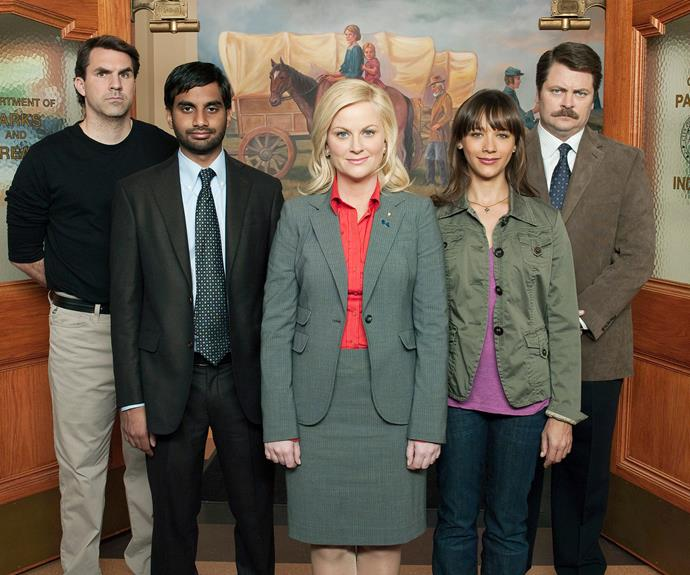 ***Parks And Recreation*** **S1-7, Stan - September 14:** This Emmy winning comedy series follows Leslie Knope, played by Amy Poehler, a mid-level bureaucrat on the Parks and Recreation committee. Leslie is full of ideas to beautify her town, but is constantly bogged down by the bureaucracy that plagues her council. All seven seasons are coming to Stan, so it's a perfect excuse to binge watch the quirky series.