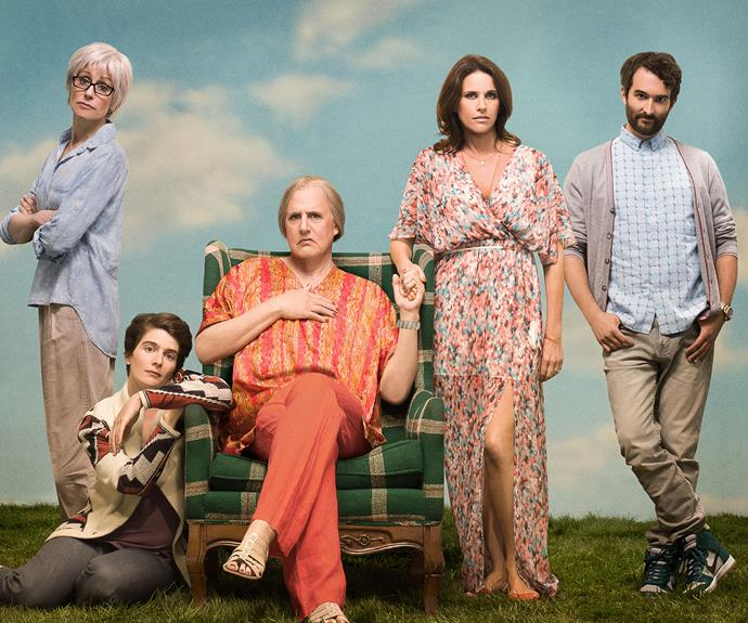 ***Transparent*** **S4, Stan - September 23:** The Pfefferman family is back for a fourth season of the Emmy winning series *Transparent*. This time we see the family travel to Israel on a spiritual journey as they dig deeper in the history of their family. But along the way, they find that they are also on paths to love, acceptance and truth.
