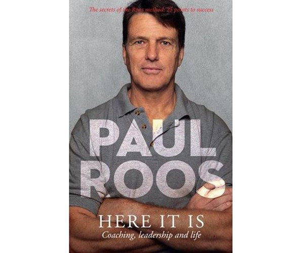 The former AFL player and premiership-winning coach reflects on his extraordinary coaching career. A must-read for footy fans. <br><br> [*Here It Is* by Paul Roos](https://www.dymocks.com.au/book/here-it-is-by-paul-roos-9780143787044/#.WaTXUISGOUk), $29.99