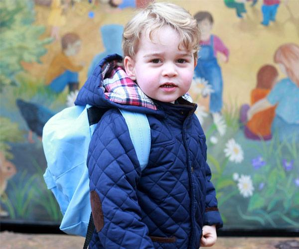 We still remember when the cherub-cheeked Prince began his very first day at the Westacre Montessori School back in 2016.