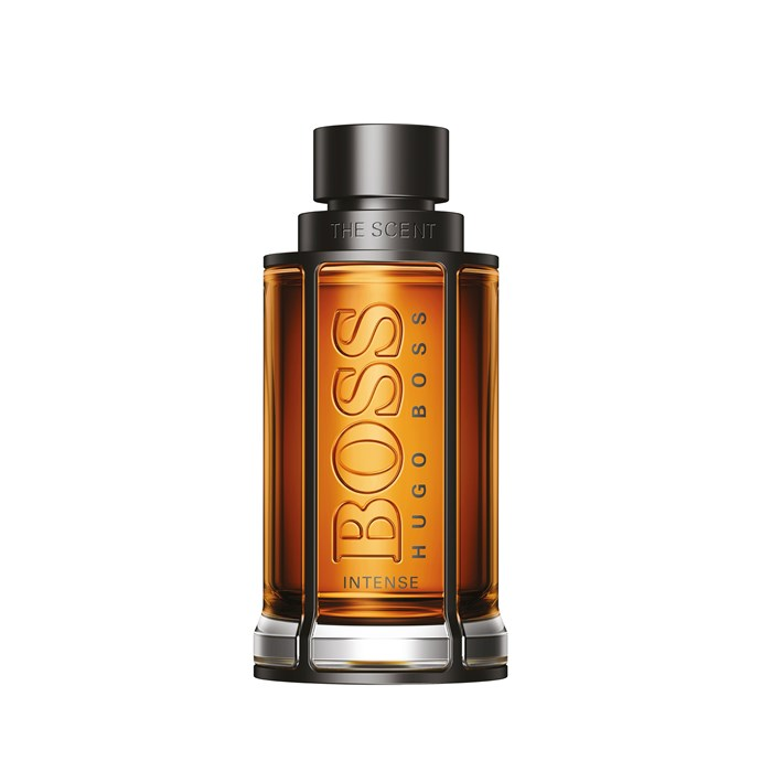 HUGO BOSS Boss The Scent For Him Intense EDP 100ml $145, for stockists, call 1800 812 663.