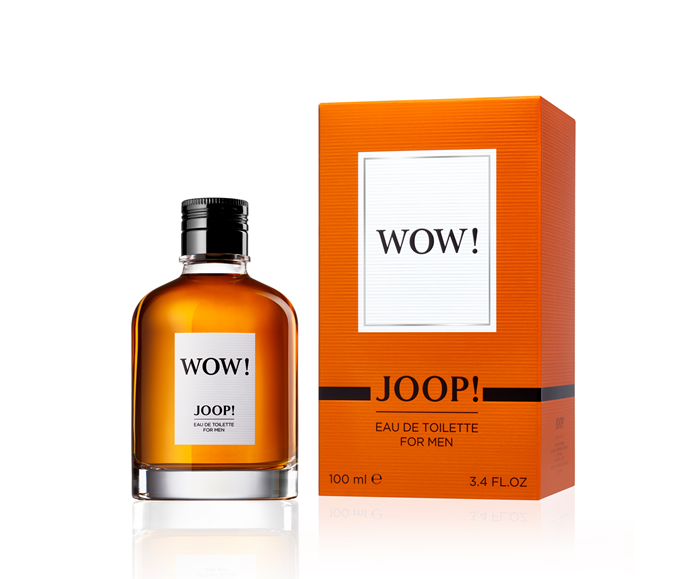 Joop! WOW!, 60ml $80, for stockists, call 1800 812 663