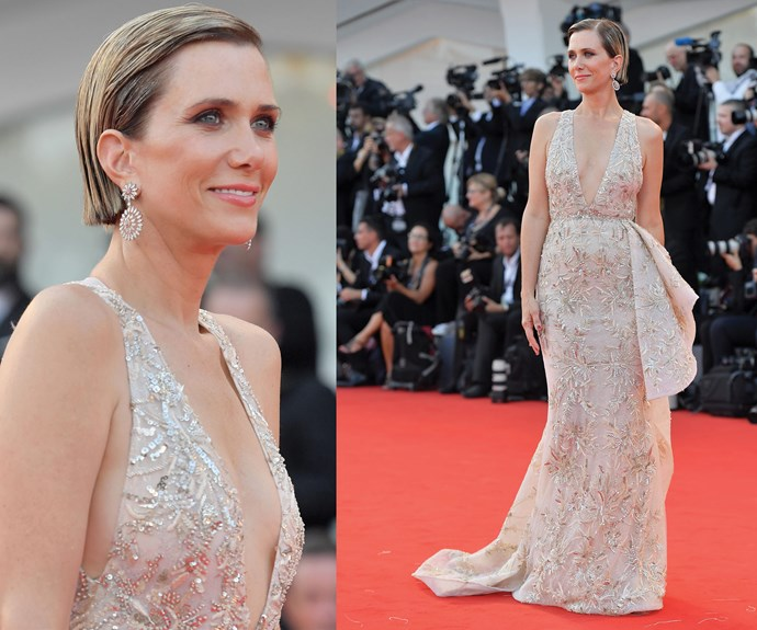 Kristen Wiig is shaping up to be a real Hollywood gun.