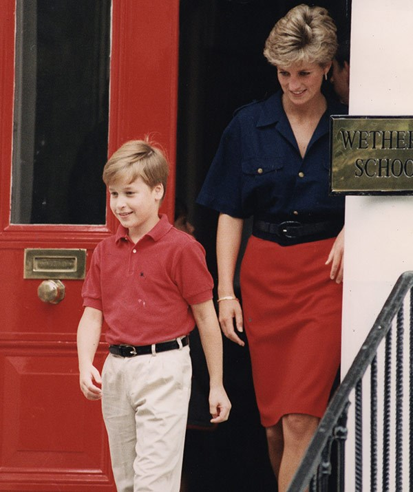 Wills had a stint at Wetherby pre-preparatory school.