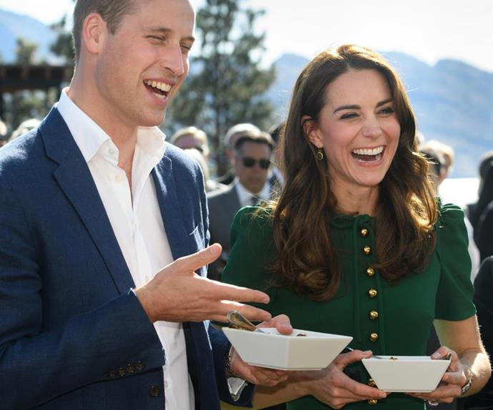 **You can't accept food or drinks unless it's at an official function.**  When the royals take part in a walkabout, which is essentially when an important guest strolls with a crowd, they are not allowed to take food or drinks. Why? For security reasons. Just as their ancestors used royal taste testers, royals today will not accept food because there is no way to verify that it is safe. When they attend official functions, however, they are allowed to eat the food.