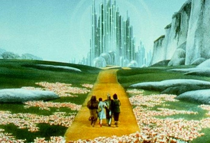 "Ever wonder where the name for the Land of Oz comes from? L. Frank Baum, who wrote the original book, invented the name ""Oz"" when looking at an alphabetical filing cabinet label, ""O-Z.""  *This story originally appeared on our sister site, [Woman's World](http://www.womansworld.com/posts/12-crazy-creepy-things-you-never-knew-about-the-wizard-of-oz-95284/photos/wizard-of-oz-land-of-oz-name-144239