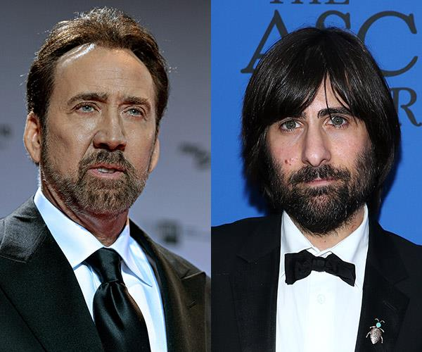 **Nicolas Cage and Jason Schwartzman**  The two actors are cousins.