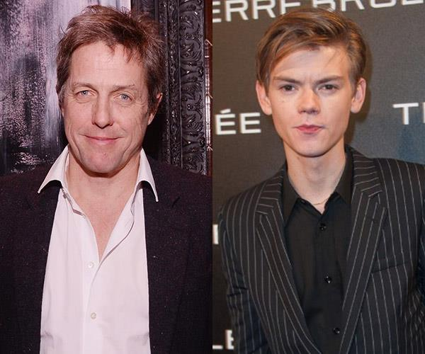 "**Hugh Grant and Thomas Sangster**  The two are second cousins, once removed. Sangster made his acting debut on *Love Actually*, which also starred his cousin Hugh!  *This post originally appeared on our sister site, [Woman's World](http://www.womansworld.com/posts/18-sets-of-celebrities-you-didn-t-know-were-related-100085/photos/hugh-grant-thomas-sangster-144710#photo-anchor|target=""_blank""