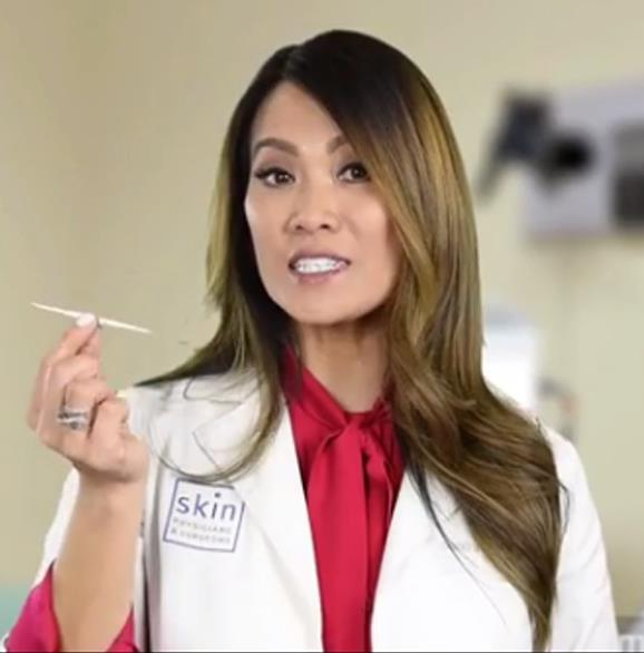 Dermatologist Dr Sandra Lee, aka Dr Pimple Popper, answers all of our acne-related questions.