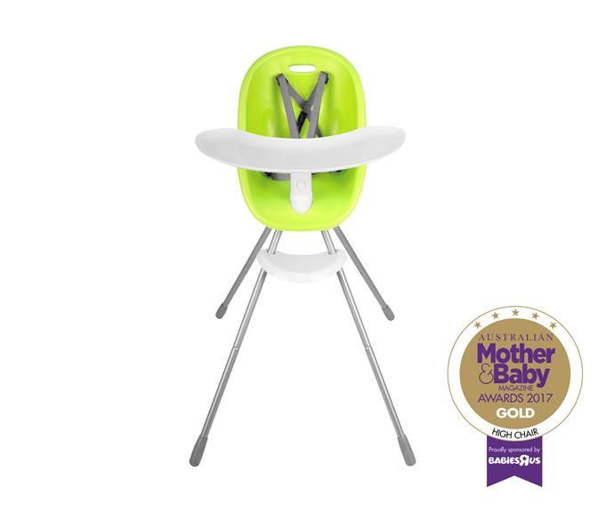 The Phil & Ted's Poppy highchair.