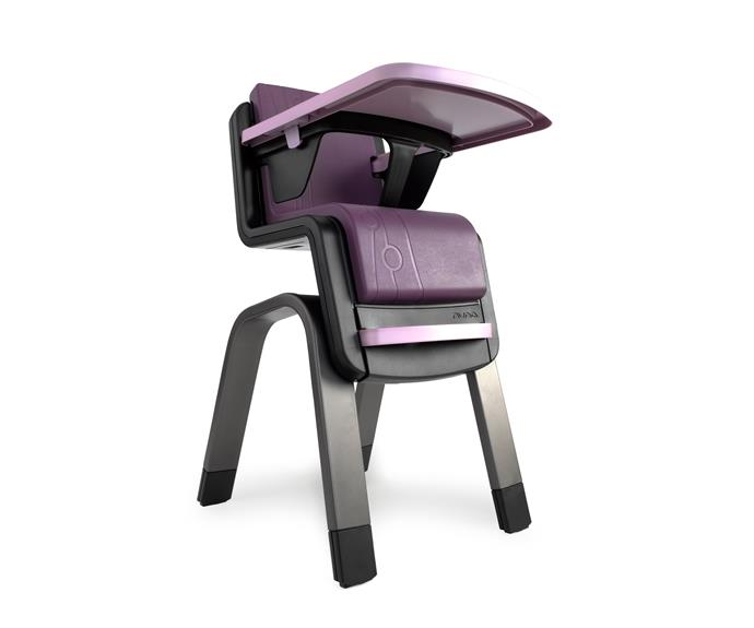 The Nuna Zaaz highchair.