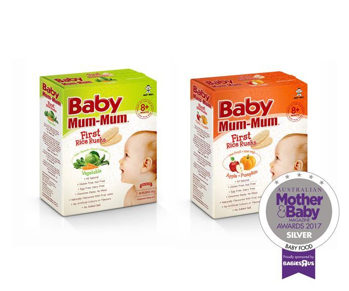 Best Baby Food Australia 2017 Mother Amp Baby Awards Bounty
