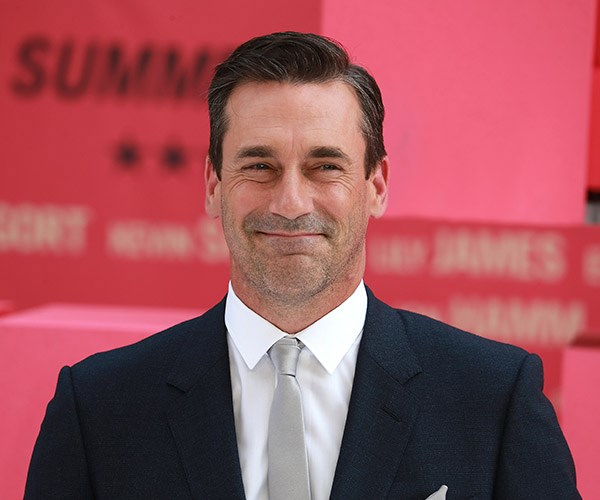 By 20, Jon Hamm had lost both of his parents, triggering his chronic depression. *(Image: Getty Images)*