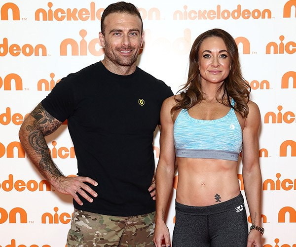 The Commando and his partner Michelle Bridges are big advocates for physical and mental wellbeing. *(Image: Getty Images)*