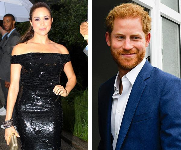 Prince Harry and Meghan, to much fanfare, confirmed they were dating over a year ago.