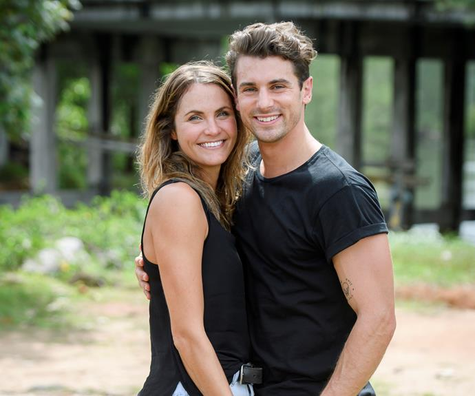 Matty and Laura have found love on The Bachelor Australia