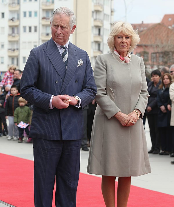 Camilla wants a DNA test to prove Charles did not father an alleged son.