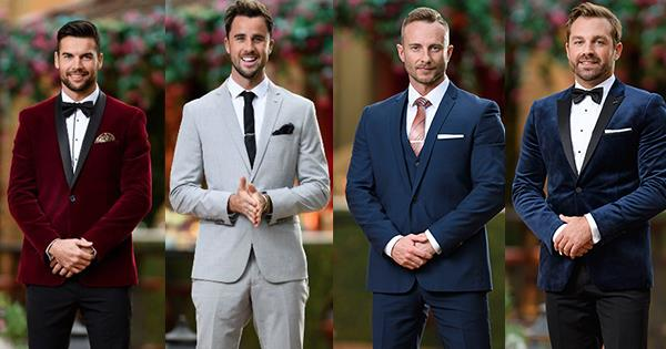 The Bachelorette Australia 2017 Meet Contestants