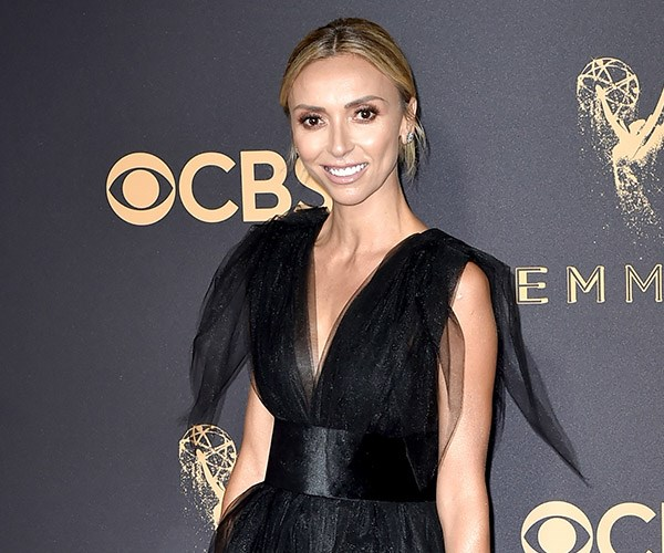 **E! News**' **Giuliana Rancic** got the memo that 2017 is the year of the nude lip.