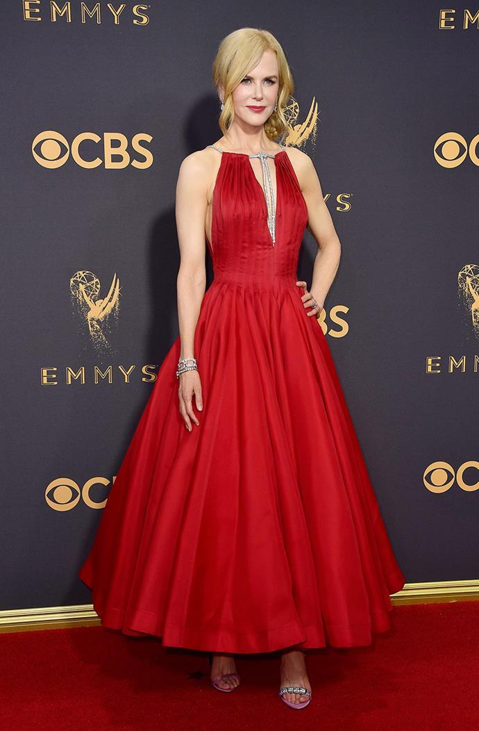 Nicole Kidman, looking stunning
