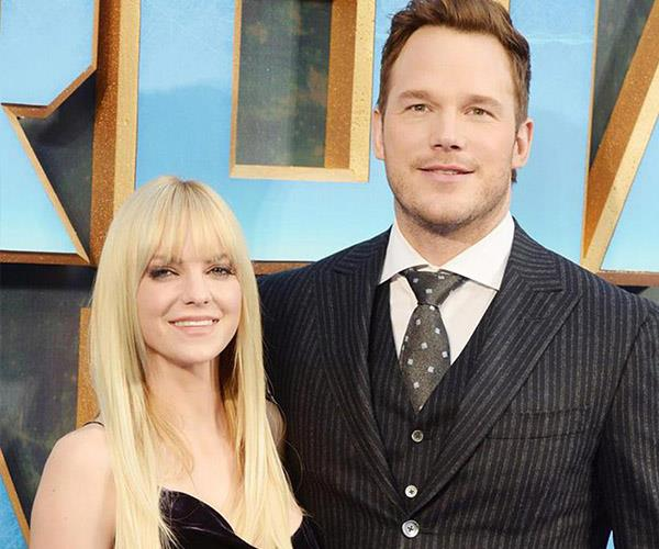 "**Chris Pratt and Anna Faris**. Hollywood's cutest couple split after eight years of marriage. ""We tried hard for a long time, and we're really disappointed,"" the pair said in their joint statement. We're disappointed too!"