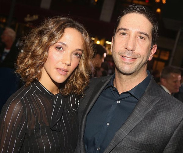 "**David Schwimmer and Zoe Buckman**. *Friends* star David Schwimmer and his photographer wife decided to take some time part after more than 10 years together. ""It is with great love, respect and friendship that we have decided to take some time apart while we determine the future of our relationship,"" the pair told *US Weekly*."