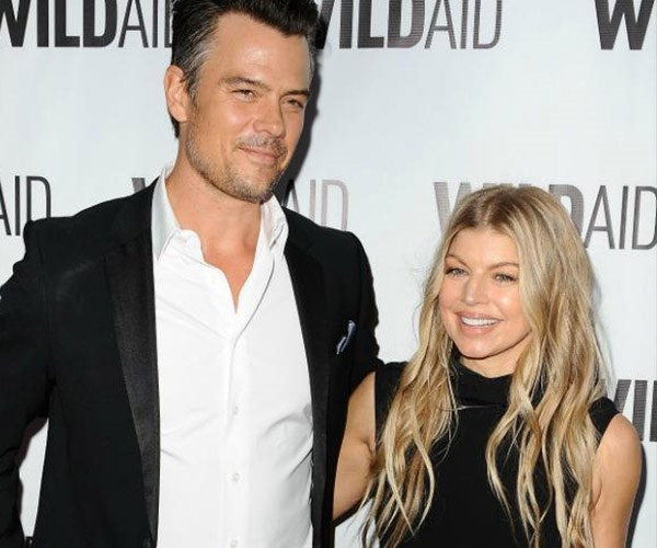 **Fergie and Josh Duhamel**. What went wrong? The celebrity couple went public with their decision to separate after eight years of marriage. Eight years is a *long* time in Hollywood! *Sigh*.