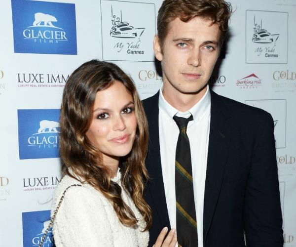 **Rachel Bilson and Hayden Christensen**. The *Nashville* actress and the *Star Wars* actor had been together for almost ten years, after meeting in 2007. Their on and off relationship lead to an engagement in 2008, yet they took a break in 2010. In 2014, the notoriously private couple welcomed a daughter, Briar Rose Christensen. Despite their rocky history, we did not see this one coming.