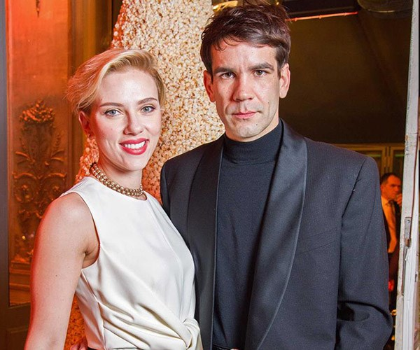 **Scarlett Johansson and Romain Dauriac**. After two years of marriage and a child together, the pair took a trip to splitsville earlier this year.