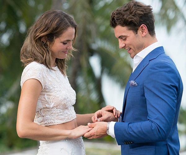 The future looks bright for Laura and MJ. *(Image: Network Ten)*