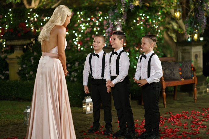 *The Bachelor*, breaking child labour laws since 2017