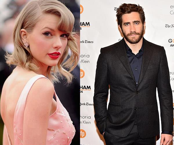 Jake previously dated Taylor Swift, but sadly no beautiful babies came of this union.