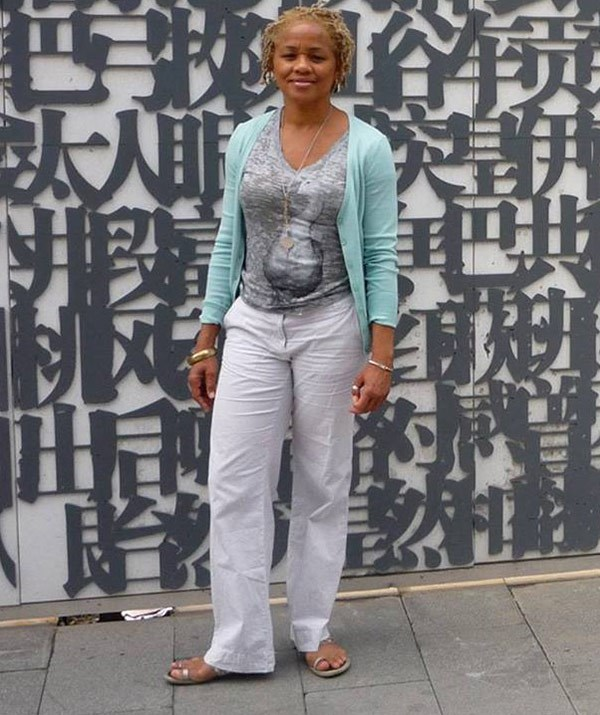 Doria is a yoga instructor and a former social worker at Didi Hirsch Mental Health Services in California.