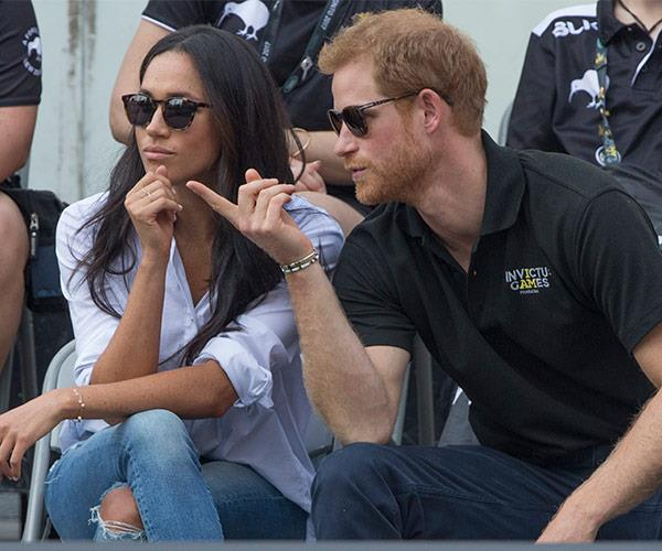 The royal explained the rules of the game to his partner.