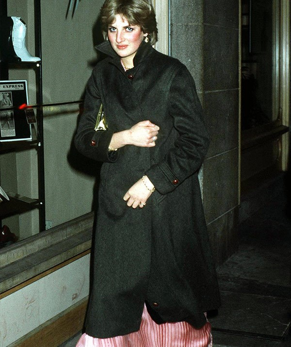Royal watchers were certain Diana would become Charles' bride after she attended Princess Margaret's 50th birthday party in November, 1980.