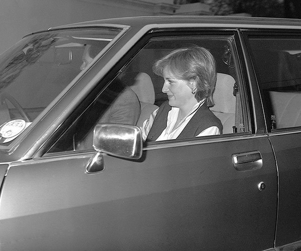 Diana was just 19 when Charles started courting her.