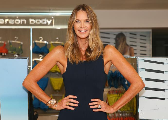 Elle MacPherson tries to minimise the likelihood of her headaches reoccurring with alternative therapies like acupuncture.
