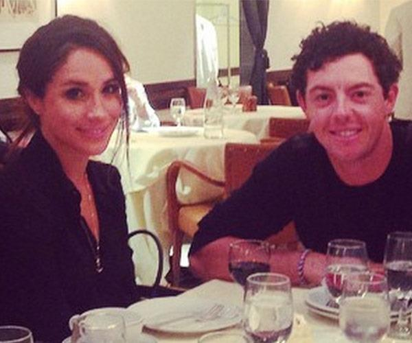After this pic of Meghan and Rory was posted on Instagram, people were convinced they were a couple.
