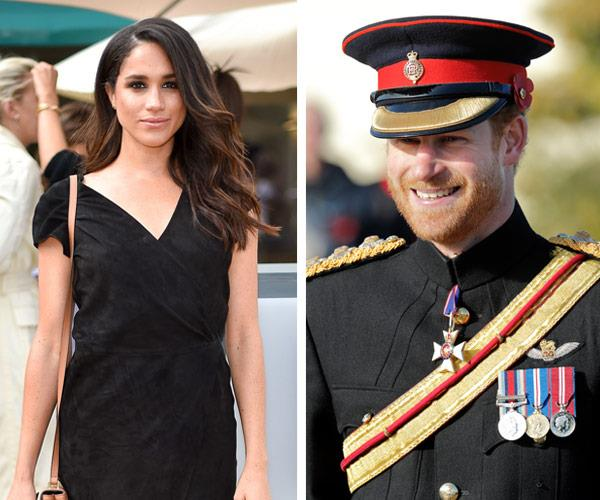 Historians predict it would be HRH the Duchess of Sussex.