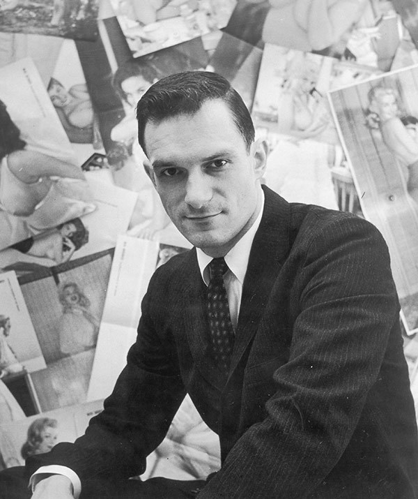 Hef always dreamed big, cutting his teeth as a copywriter for *Esquire* in 1952 he left the company to launch his own publication - *Playboy*. It would go on to become one of the most revolutionary, controversial and iconic magazines of all time.