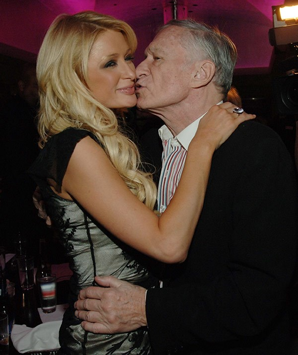 """He was a #Legend, innovator & one of a kind. We had so many fun & incredible memories together. I will miss him dearly. Rest In Peace my friend,"" Paris Hilton has said in a heartfelt tribute."