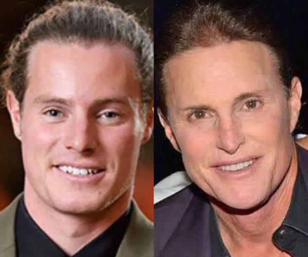 "**Harry and... then-Bruce Jenner** We couldn't unsee this after someone posted it on the [Bachelor Memes Facebook page](https://www.facebook.com/thebachelormemes|target=""_blank""