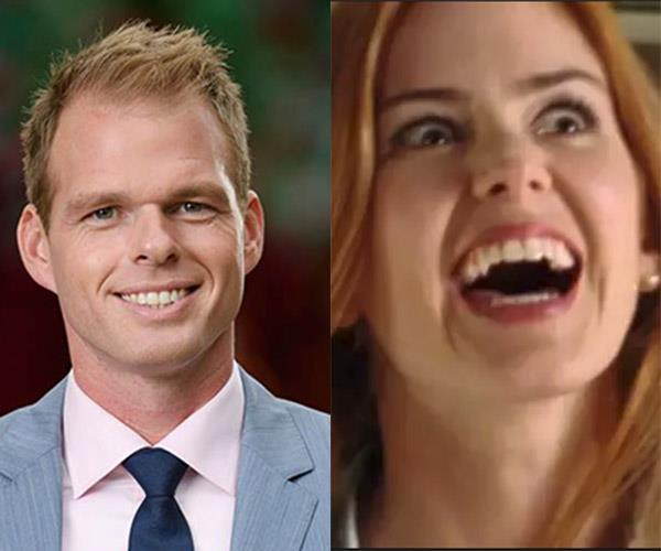 **Jarrod and... Isla Fisher's Stage 5 Clinger in Wedding Crashers** We're sorry. Kind of.