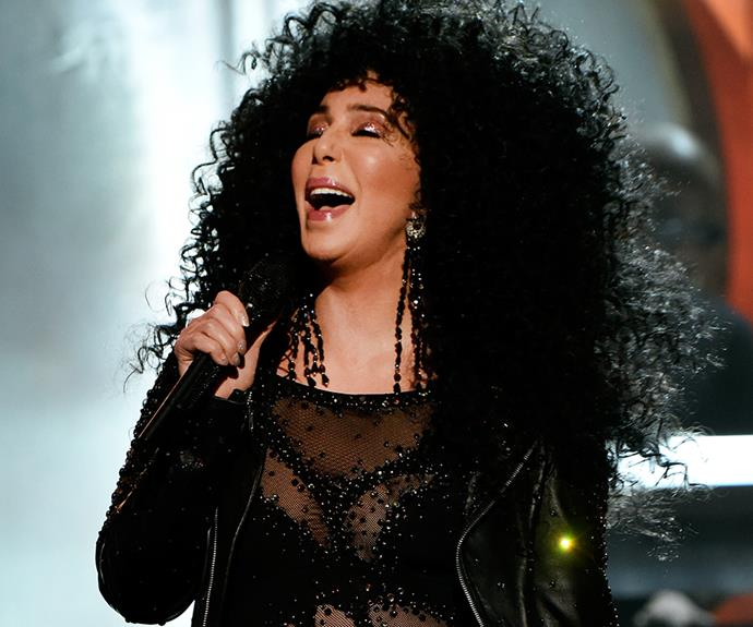"""Cher looks just as fit and she did almost 30 years ago when her big hair and fashion choices first hit ICONIC status. This 71-year-old's secret? PLANKING. She tightens her core for at least five (impressive!) minutes a day. Speaking to *PEOPLE*, the popstar said: """"""""I started out with 30 seconds, and I thought I was gonna die. Now I do three to five minutes."""""""