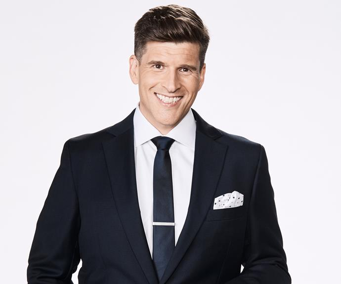Osher Gunsberg has been confirmed as the host.