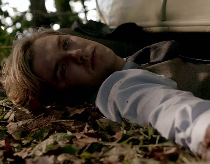 **Matthew dies:** Matthew (Dan Stevens) was on a high after his wife Lady Mary (Michelle Dockery) had given birth to their child. The feeling was outlived when Matthew's car to spin out of control, killing him instantly.