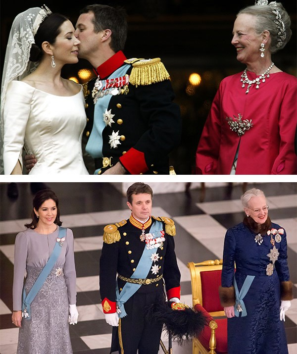 She's come such a long way! Mary has carried on her royal responsibilities with grace and poise.