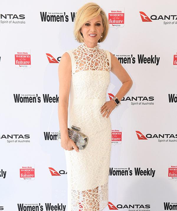 As one of the nation's most trusted and beloved newsreaders, Sandra Sully is a true role model.